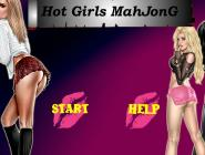 Hot Girls Mahjong